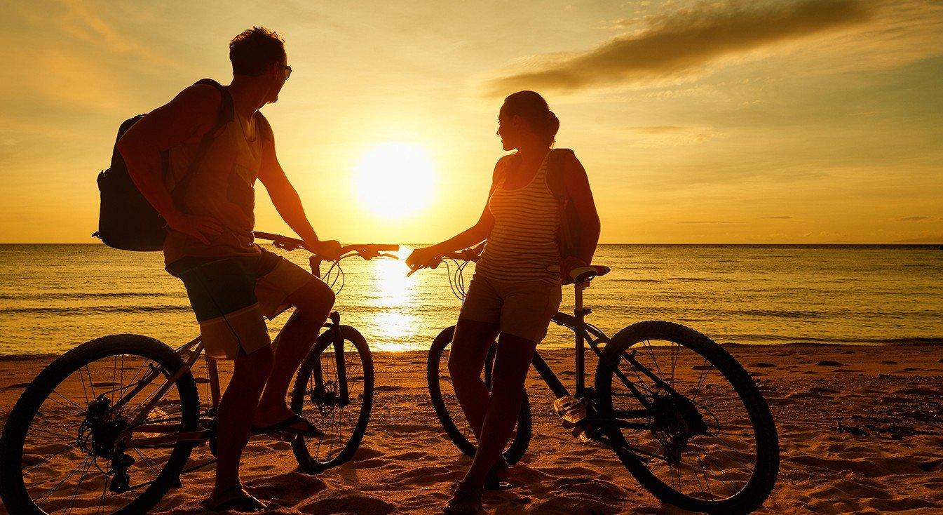 Adventure Travel Insurance sunset